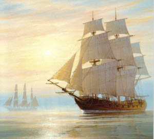 Сокровища тамплиеров, возможно, отправились в еще «неоткрытую» в те годы Колумбом Америку