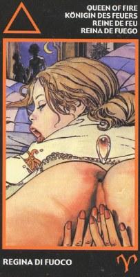 Секс карты таро